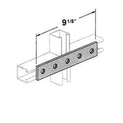 Five Hole Splice Plate
