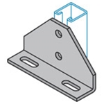 Double Slotted Corner Connector