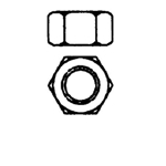 FIG. 56H - Heavy Hex Nut