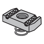 AS - 4017 Junior Strut Nut