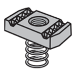 AS - 3017  Junior Strut Nut