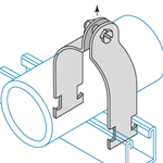 Rig A Strut Clamps
