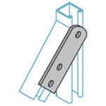 Five Hole Joint Angle Connector